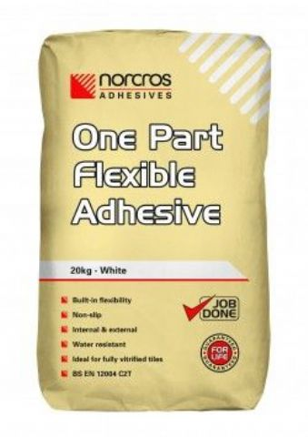 Norcros One Part Flexible Adhesive