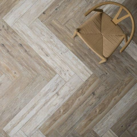 Cedar Natural Wood Grain Porcelain Tiles