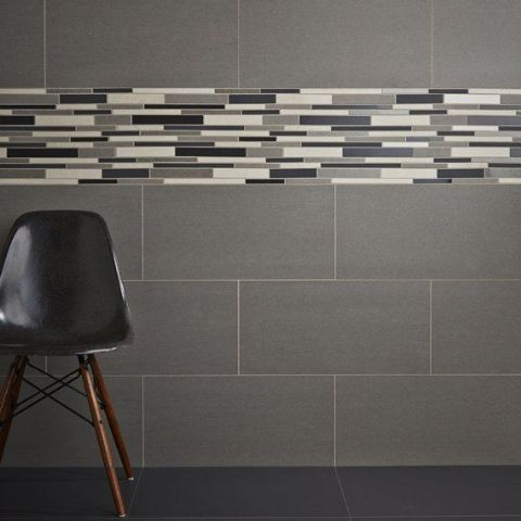 Modern Select Slate Porcelain Wall & Floor Tile