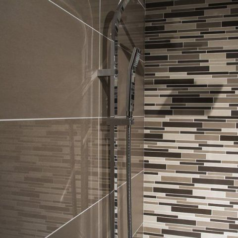 Modern Select Flax Porcelain Wall & Floor Tile