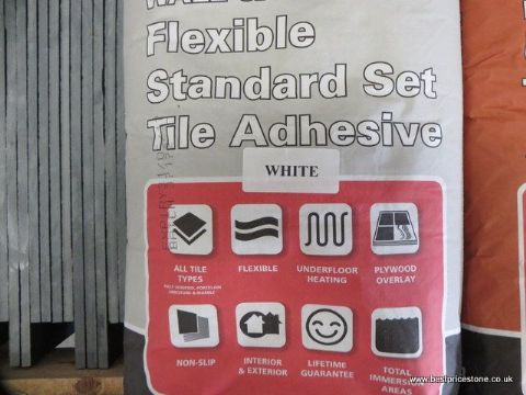20 Kg Norcros (NX) One Part Flexible Tile Adhesive