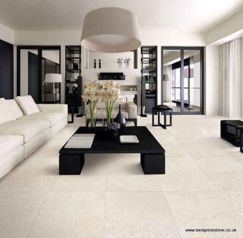 Strata Pearl 900x600x10.5mm Porcelain tiles