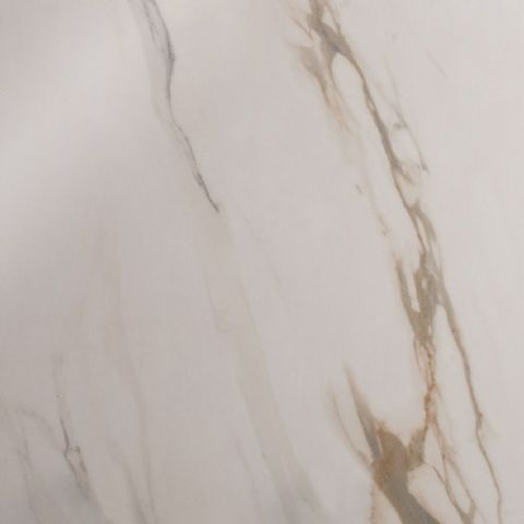 Calacatta Gold Polished Marble Porcelain Tiles
