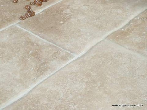 Napoli Honed Amp Filled Travertine Floor Tile Best Price Stone