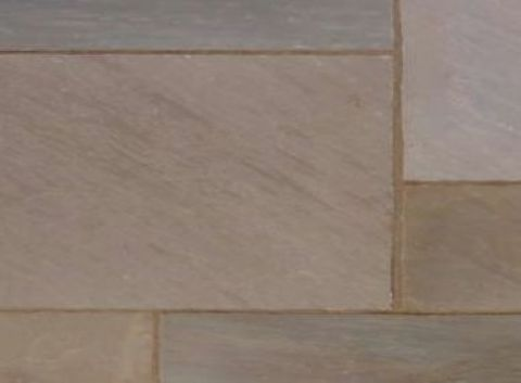 Thin Brown (Sandstone) Patio pavers