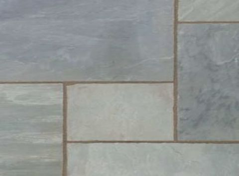 Thin Grey (Sandstone) Patio Pavers