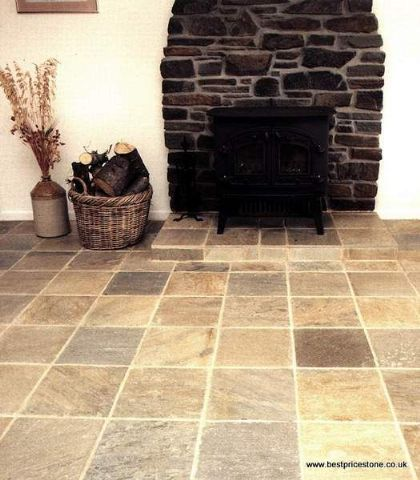 Oyster Quartzite Riven Natural Floor Tile Best Price Stone